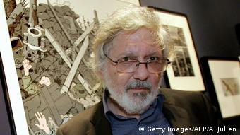 Jacques Tardi, Copyright: Getty Images/AFP/A. Julien