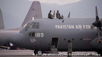 Nepal Erdbeben Hilfsgüter aus Pakistan