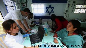 Nepal Erdbeben Hilfe aus Israel