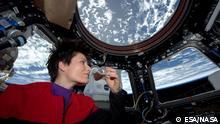 ISS Samantha Cristoforetti AstroSamantha