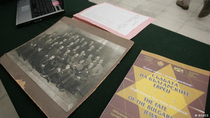 Bulgarien Stasi-Archiv