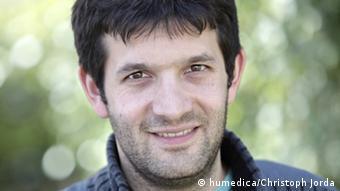 Raphael Marcus Mitarbeiter der Hilfsorganisation Humedica