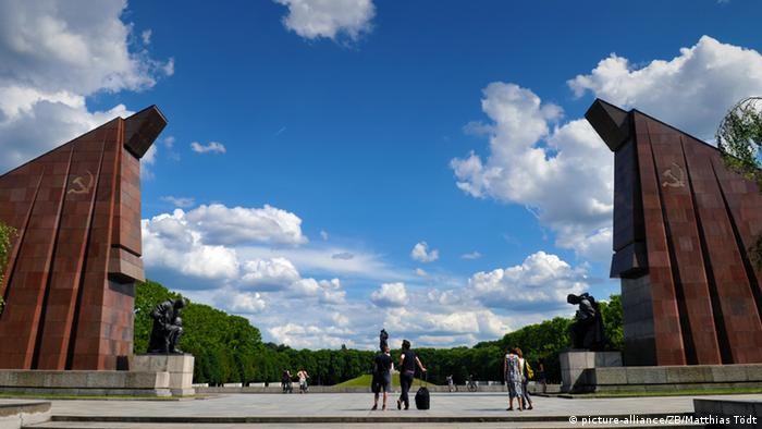 Soviet War Memorial in Treptower Park (Foto: Matthias Tödt)