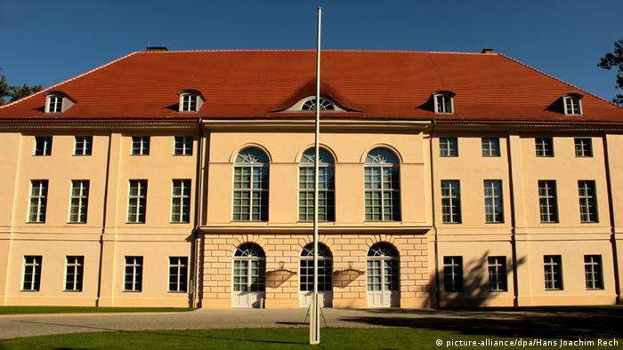 Schönhausen Palace in Berlin (Foto: Hans Joachim Rech, dpa)