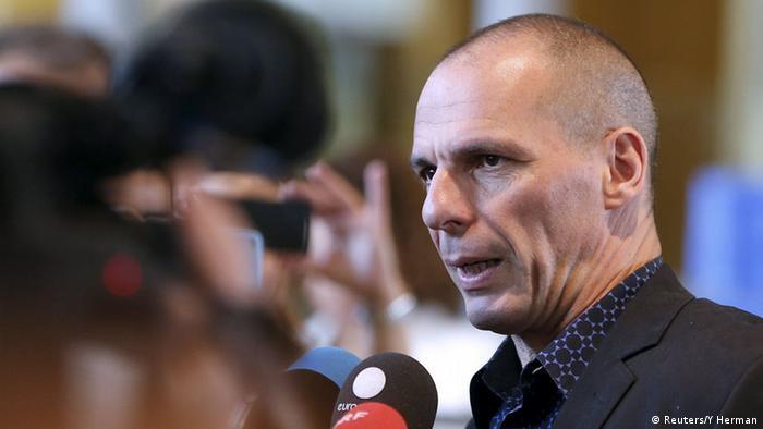 Brüssel Yanis Varoufakis Statement
