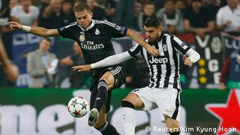 Champions League Halbfinale Juventus Turin v Real Madrid