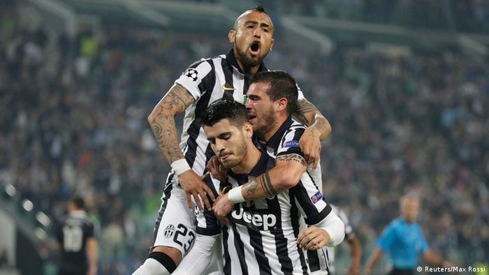 Champions League Halbfinale Juventus Turin v Real Madrid