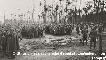 Russenlager Wietzendorf (Stalag X D/310), Herbst 1941 Fotos sind Amateuraufnahmen von Angehörigen der Wachmannschaften (Urheber unbekannt) Quelle: Stiftung niedersächsische Gedenkstätten/unbekannter Fotograf