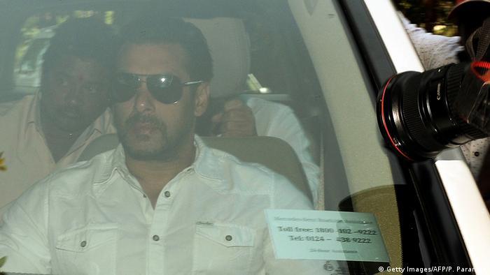 Bollywood-Star droht mehrjährige Haftstrafe wegen Wilderei