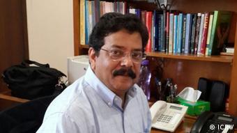 Indien Ravi Verma Experte für Frauenrechte