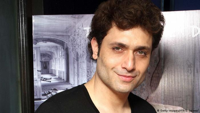 Bollywood Schauspieler Shiney Ahuja