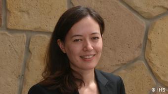 Nepal Erdbeben Sophie Cairns Gesundheitsexpertin