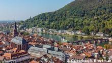 Stadtansicht Heidelberg