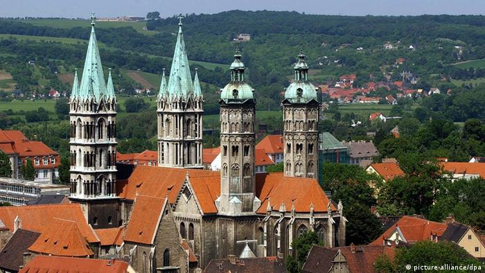 Naumburg u Saksoniji Anhalt