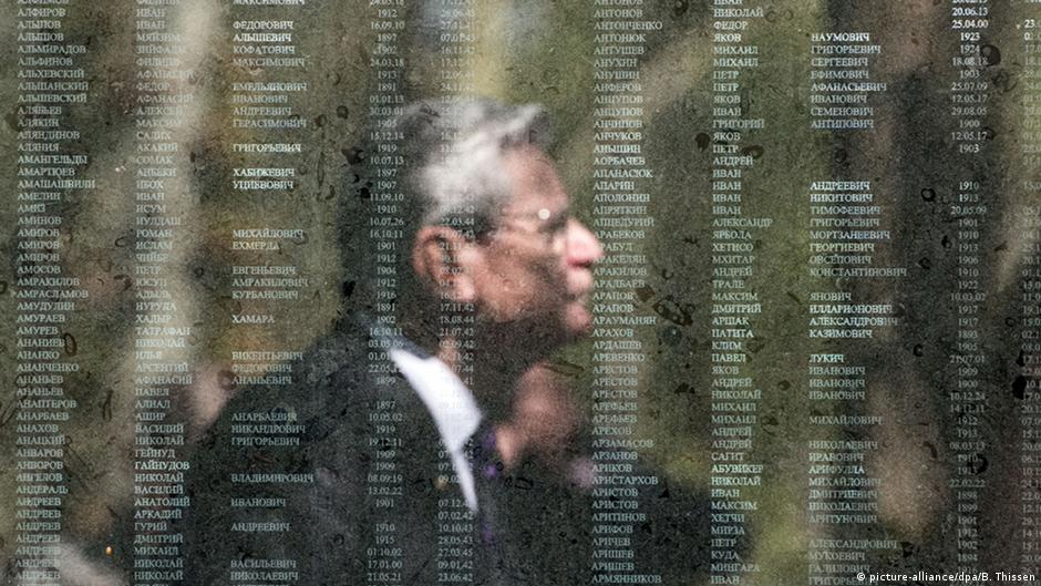 Nazis 'merciless' toward wartime Soviets, says Gauck | DW | 06.05.2015
