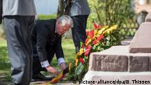Bundespräsident Joachim Gauck in Schloß Holte-Stukenbrock