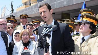 Syrischer Präsident Bashar al Assad