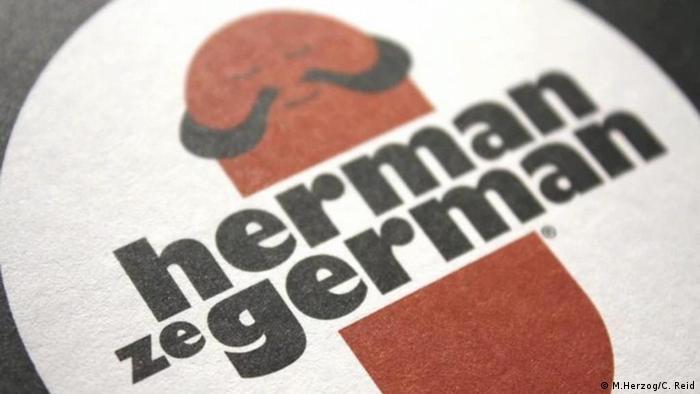 Herman Ze German restaurant logo