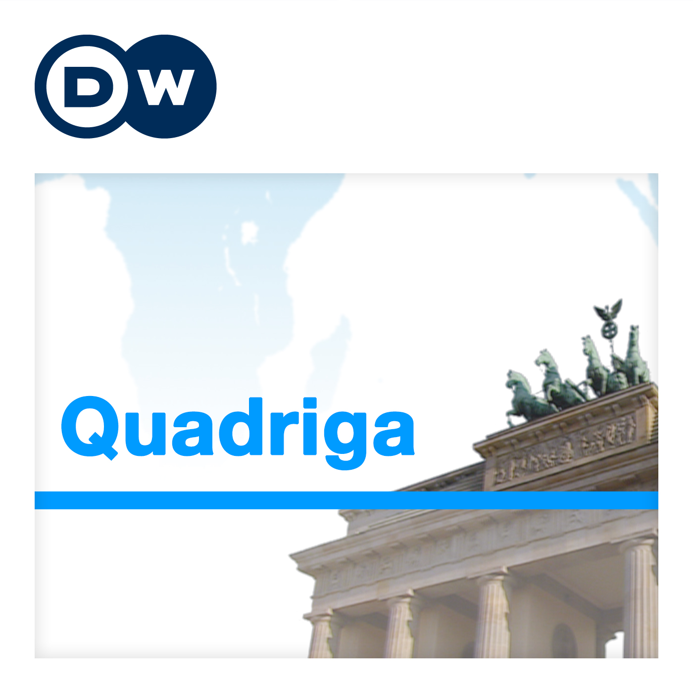 Quadriga: The International Talk Show from Berlin