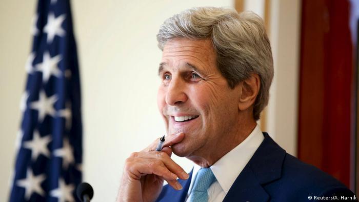 US-Außenminister John Kerry in Dschibuti