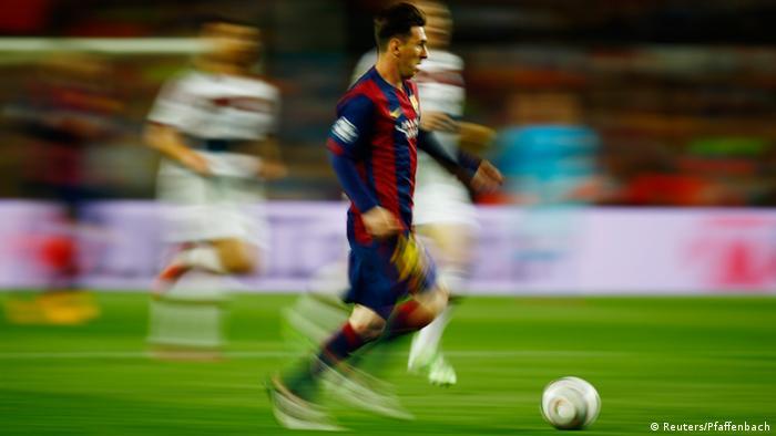 Championsleague Halbfinale Barcelona gegen Bayern München
