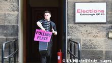 Großbritannien Wahlen 2015 Symbolbild
