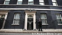 Großbritannien Wahlen 2015 Downing Street 10