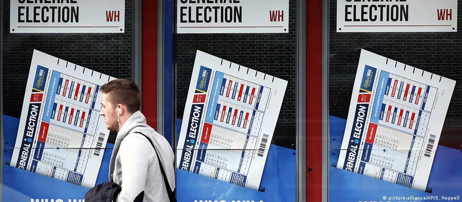 Futuro da UE está em jogo na eleição britânica