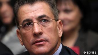 Bulgarien Todor Popov Bürgermeister der Stadt Pazardjik