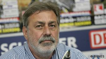Bulgarien Georgi Ivanov Bürgermeister der Stadt Haskovo