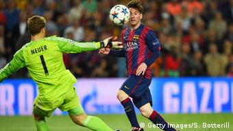 UEFA Champions League Lionel Messi 06.05.2015