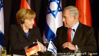 Deutschland Israel Regierungskonsultationen Merkel Netanjahu