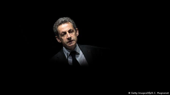 Nicolas Sarkozy (Getty Images/Afp/K.C. Magnenet)