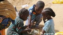 Nigeria Flüchtlinge wegen der Offensive gegen Boko Haram