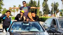 Iran Spazierfahrt (The Rich Kids of Tehran)