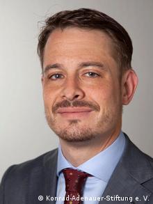 Deutschland Alexander Brakel Konrad-Adenauer-Stiftung (Konrad-Adenauer-Stiftung e. V.)