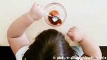 Symbolbild Übergewicht bei Kindern