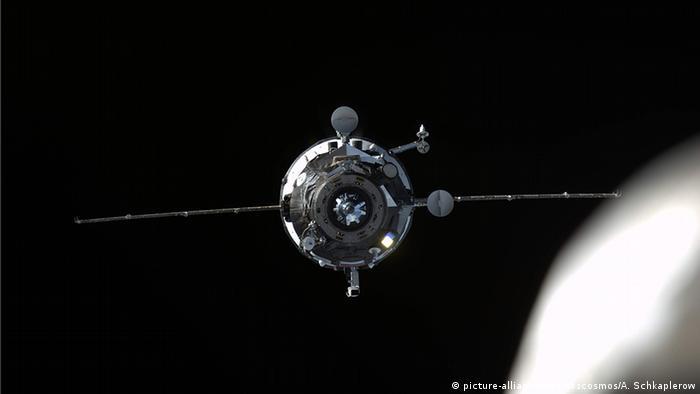 Russland Raumfahrt Raumfrachter Progress M-27M