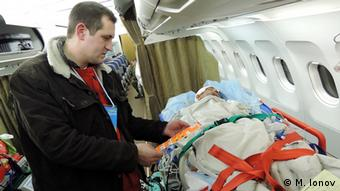Максим Іонов у минулому - лікар швидкої допомоги