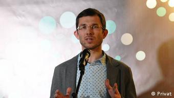 Артем Миргородський, керівник секретаріату Реанімаційного пакету реформ
