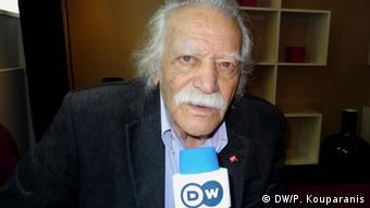 Καλεσμένος της «Αριστεράς» ο Μανώλης Γλέζος στο Βερολίνο