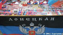 Ukraine Symbolbild Donezker Volksrepublik