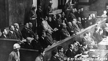 Kriegsverbrecher der Klasse A Japan Koki Hirota, Matsui Iwane, Muto Akira und Hiranuma Kiichiro