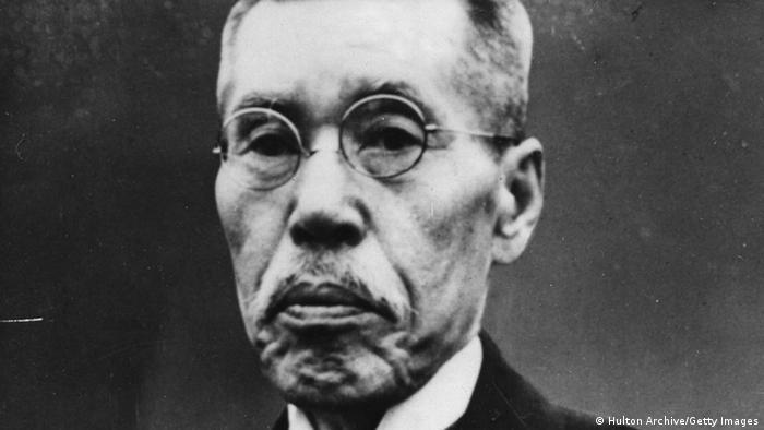 Kriegsverbrecher der Klasse A Kiichiro Hiranuma