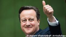 Großbritannien Wahl zum Unterhaus Ergebnis Die Konservativen David Cameron