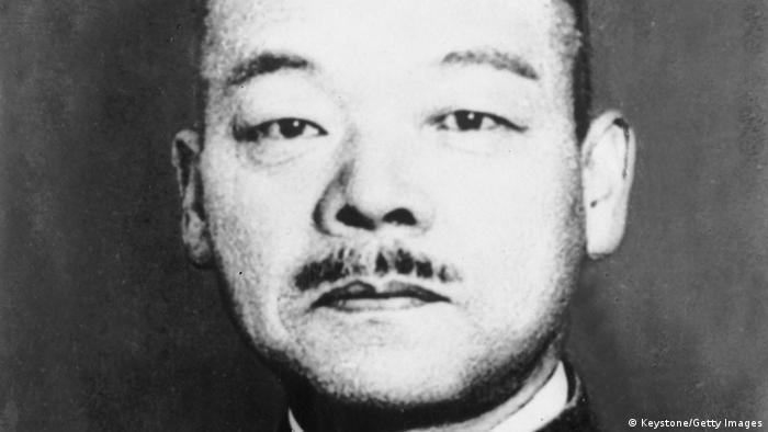 Kriegsverbrecher der Klasse A Kuniaki Koiso