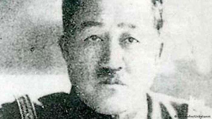 Kriegsverbrecher der Klasse A Doihara Kenji