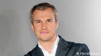 Florian Bauer ARD Sportreporter (Foto: privat)