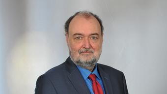 Керівник української редакції DW Бернд Йоганн