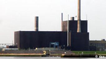 AKW Brunsbüttel (Quelle: dpa)